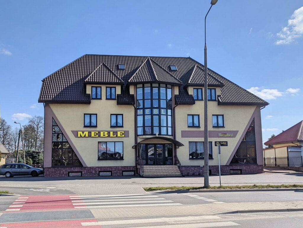Meble KJM Barzyńscy - Salon, Biała Podlaska, Jana Pawła II 5